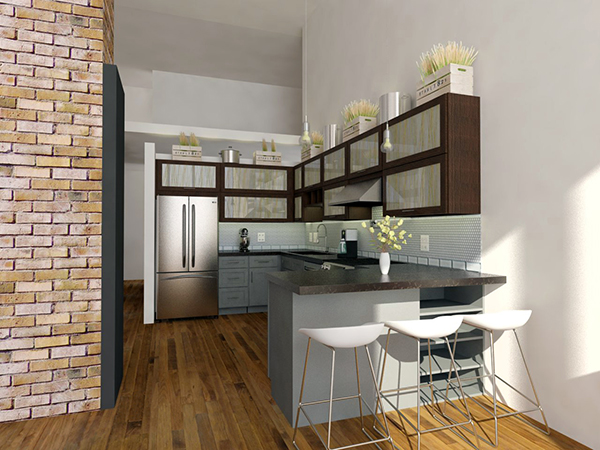 WEST LOOP KITCHEN REMODEL